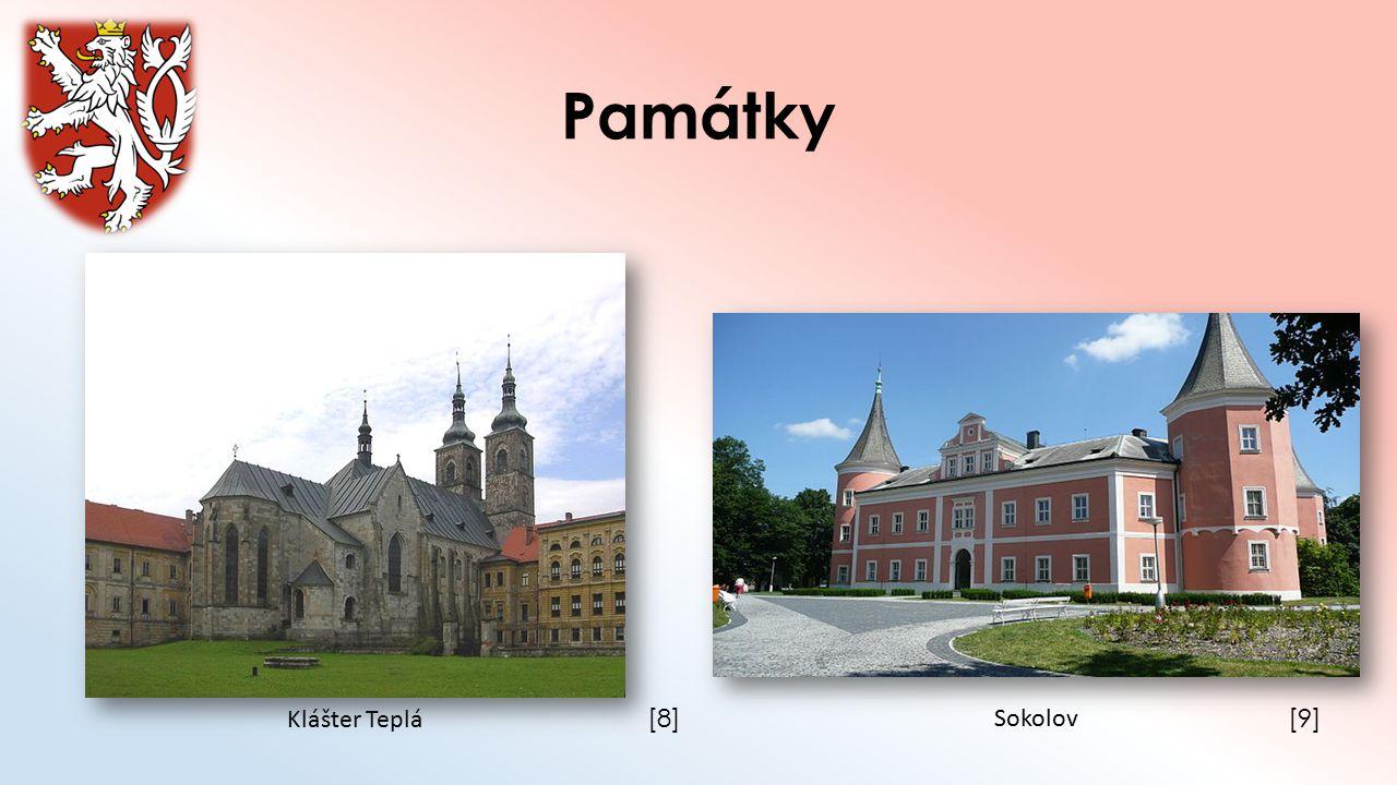 Zdroje Volné fotografie: [1] - http://cs.wikipedia.org/wiki/Karlovarsk%C3%BD_kraj#mediaviewer/Soubor:Karlovy_Vary_Region_CoA_CZ.svg [2] – http://cs.wikipedia.org/wiki/Administrativn%C3%AD_d%C4%9Blen%C3%AD_%C4%8Ceska#mediaviewer/Soubor:Okresy_%C4%8C R_2007.PNG [3] – http://cs.wikipedia.org/wiki/Vodn%C3%AD_n%C3%A1dr%C5%BE_Jesenice#mediaviewer/Soubor:Vodn%C3%AD_n%C3%A1dr%C 5%BE_Jesenice%2C_star%C3%BD_most_ve_vod%C4%9B.JPG [4] – http://commons.wikimedia.org/wiki/File:ClarinetBell-Amati_LUXUS.JPG [5] – http://cs.wikipedia.org/wiki/Karlovy_Vary#mediaviewer/Soubor:KarlovyVaryHotSpring.jpg [6] – http://cs.wikipedia.org/wiki/Karlovarsk%C3%BD_kraj#mediaviewer/Soubor:20070927_Be%C4%8Dov_nad_Teplou_Palace_and_Ca stle.jpg [7] – http://cs.wikipedia.org/wiki/Loket_(hrad)#mediaviewer/Soubor:071107-Loket-Castle-Hrad.jpg [8] – http://cs.wikipedia.org/wiki/Karlovarsk%C3%BD_kraj#mediaviewer/Soubor:Klaster_Tepla.jpg [9] – http://cs.wikipedia.org/wiki/Sokolov_(z%C3%A1mek)#mediaviewer/Soubor:Sokolov%2C_z%C3%A1mek.JPG