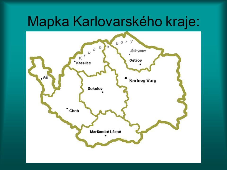 Karlovarský kraj ©Patrik Miňovský ZŠ Mandysova Hradec Králové