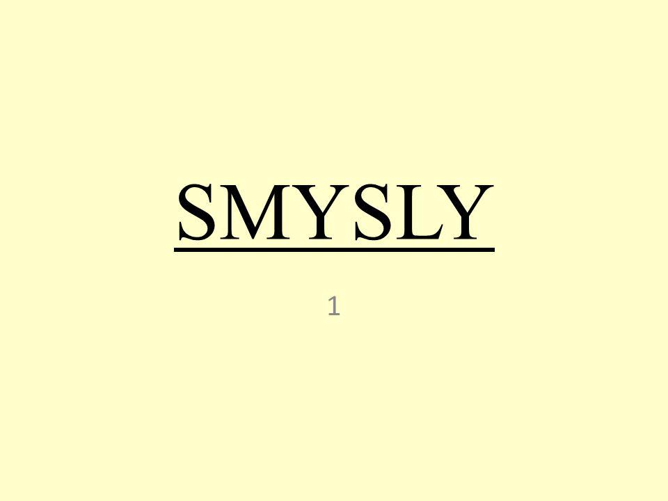 SMYSLY 1