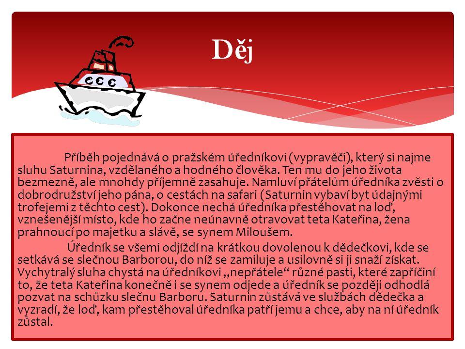  Muž se psem – (zdařilé dílo)  Hvězdy nad starým Vavrouchem – (rozhlasová hra)  Sedmilhář – (sbírka povídek)  Pravidla se změnila – (sbírka povídek) a jiné Další Jirotkova tvorba