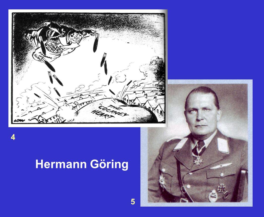 4 5 Hermann Göring