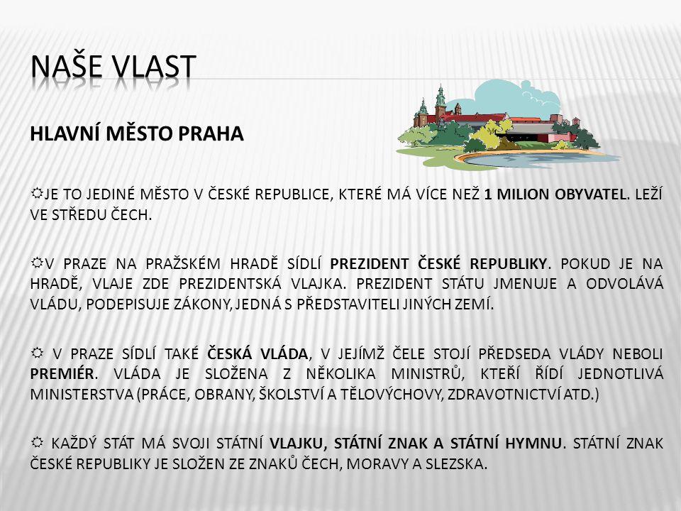 """ČESKÁ HYMNA – """"KDE DOMOV MŮJ? Hudba: František Škroup, text: Josef Kajetán Tyl, původně z divadelní hry Fidlovačka."""