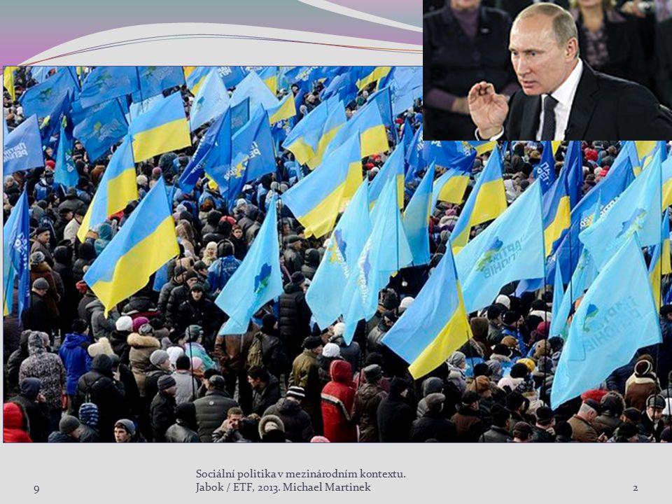 Do Kyjeva se sjíždějí vojáci.