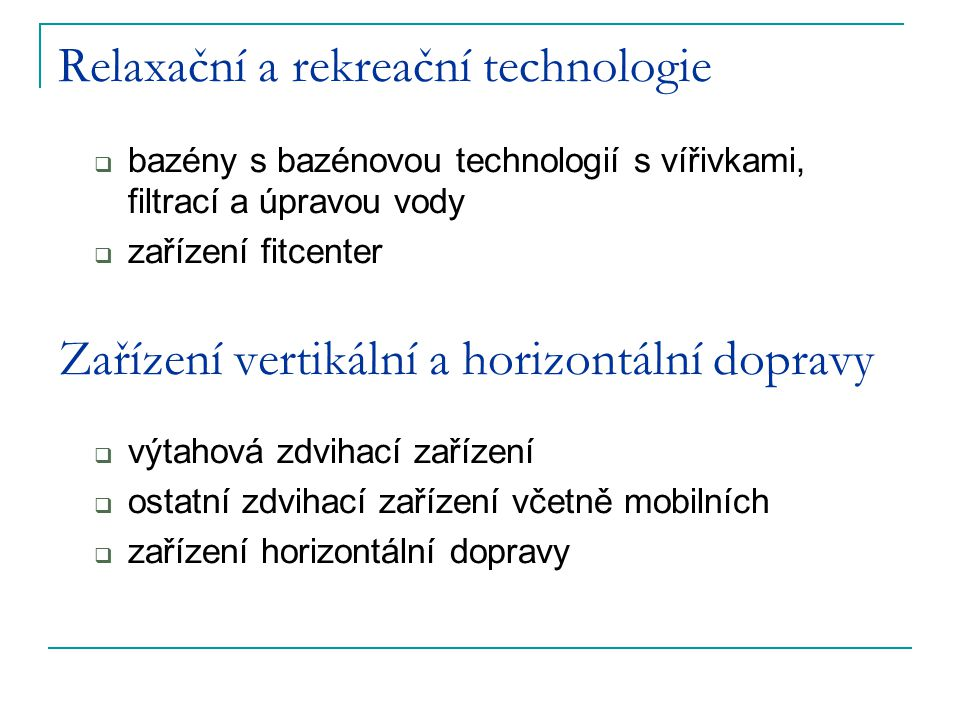 Vzduchotechnika – doporučené servisní úkony