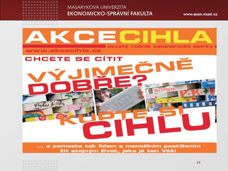 www.econ.muni.cz 24