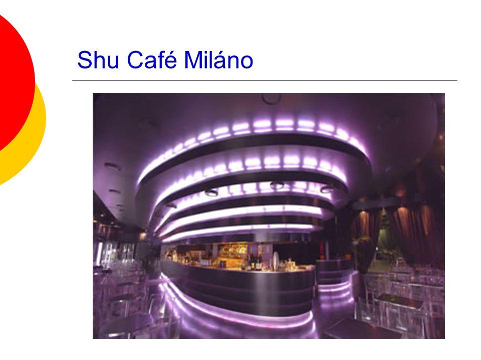 Shu Café Miláno