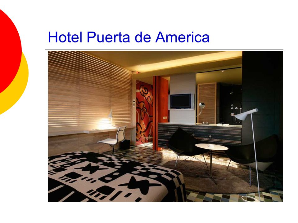 Hotel Puerta de America