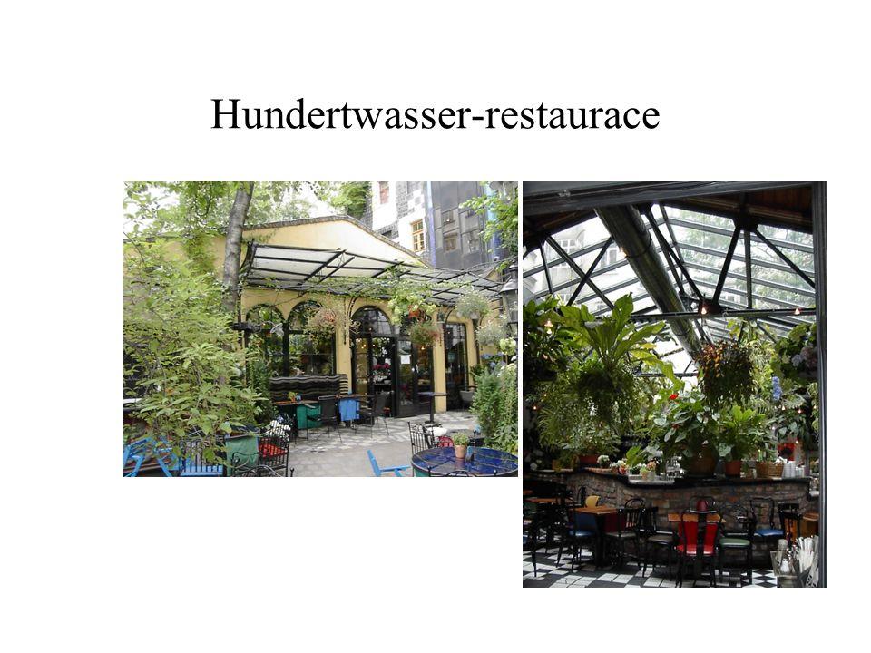 Hundertwasser-restaurace