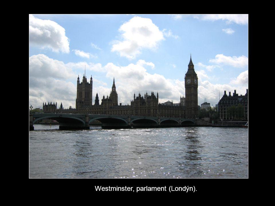 Westminster, parlament (Londýn).