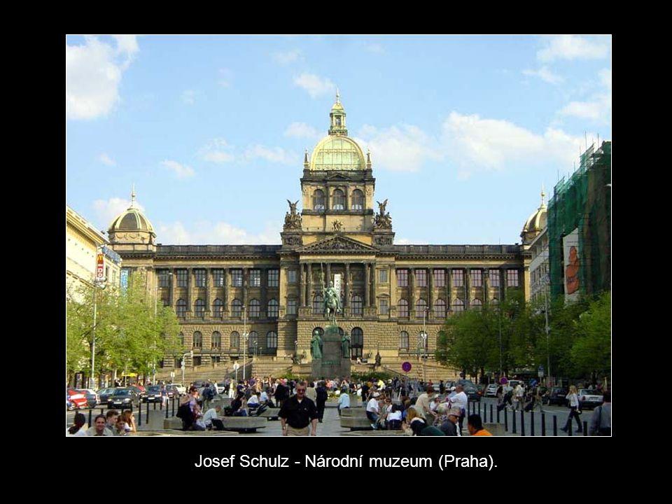 Josef Schulz - Národní muzeum (Praha).