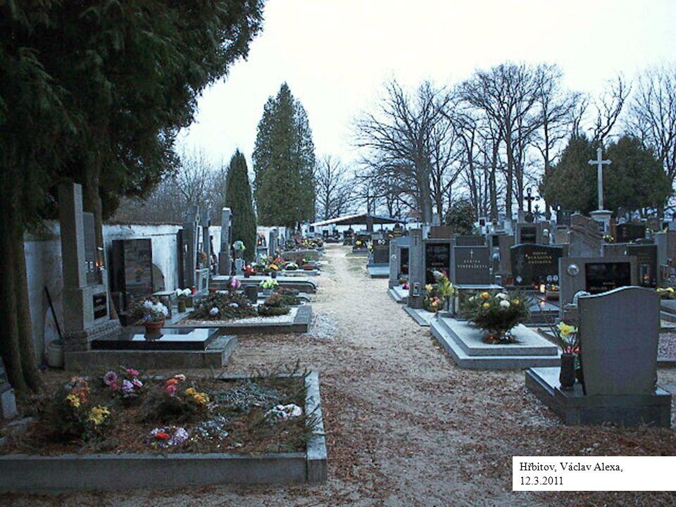 Hřbitov, Václav Alexa, 12.3.2011