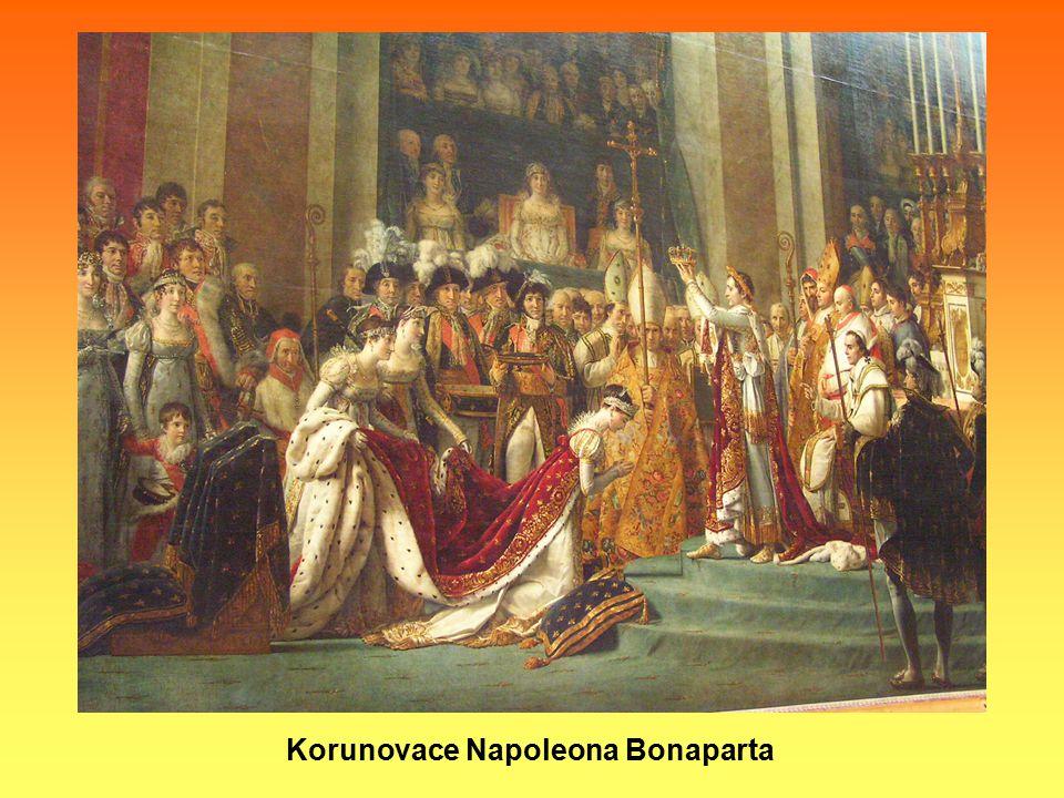 Korunovace Napoleona Bonaparta