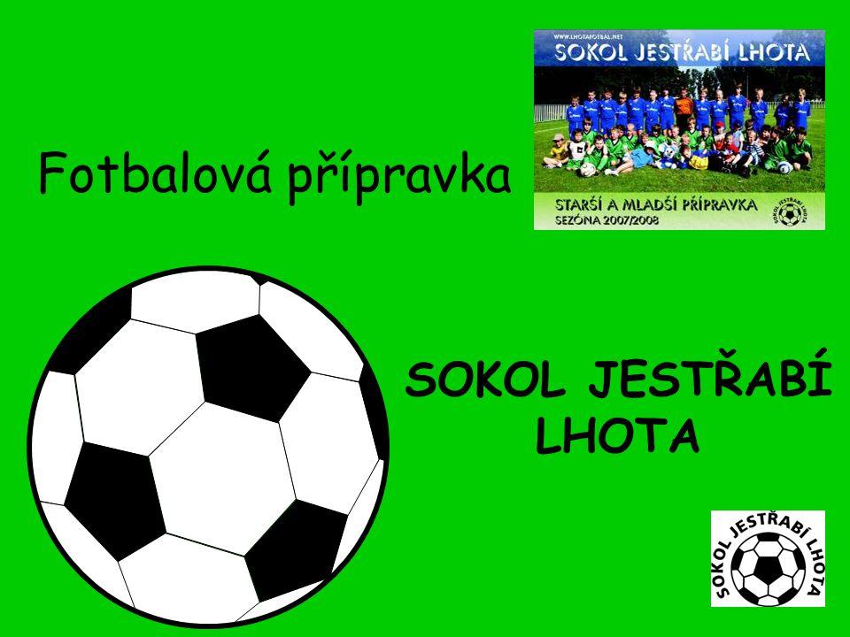 Fotbalová přípravka SOKOL JESTŘABÍ LHOTA