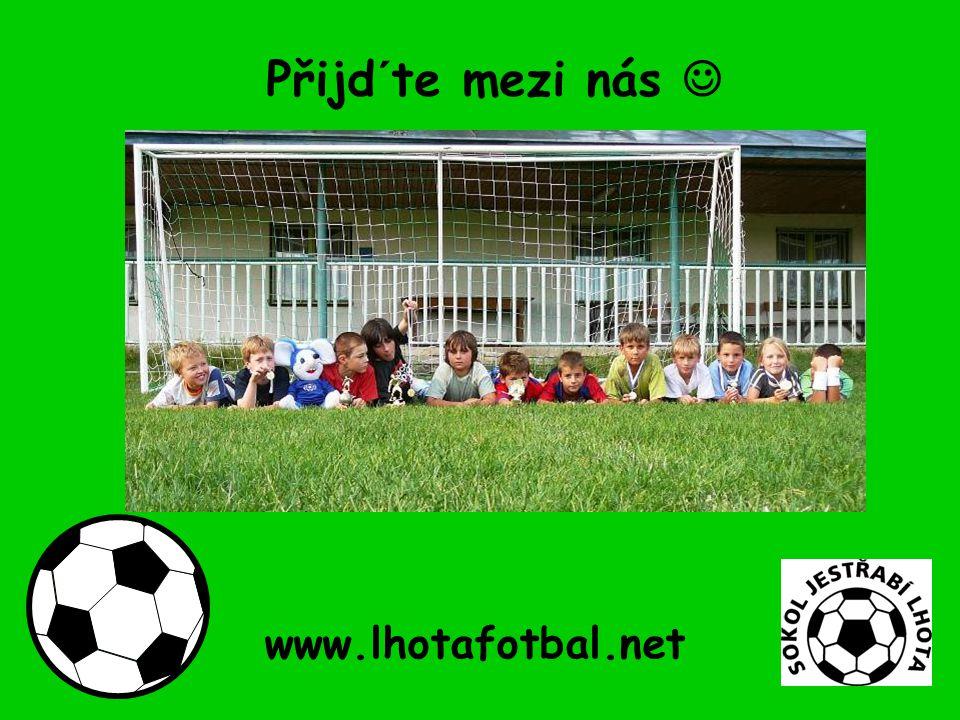 Přijd´te mezi nás www.lhotafotbal.net