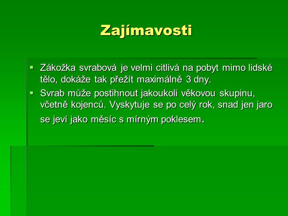 Zdroj  http://www.google.cz/imgres?imgurl=http://img5.rajce.idnes.cz/d0506/3/3418/3418341_cac61b d09e32c5aa00f0a2e47bc32ef9/images/zakozka_svrabova.jpg&imgrefurl=http://zofiii.rajce.idne s.cz/Poznavacka_z_biologie/&usg=__L- iqBDRncHPijAXGu74HdEHpxZ8=&h=400&w=500&sz=22&hl=cs&start=104&zoom=1&tbnid=T pSt3R40oIdc-M:&tbnh=160&tbnw=216&ei=  http://www.google.cz/imgres?imgurl=http://files.turbosquid.com/Preview/Content_2010_11_14_ _23_31_31/mite4.jpg26539d66-43e6-4b8d-a8df- 2d55ced585bcLarger.jpg&imgrefurl=http://www.turbosquid.com/FullPreview/Index.cfm/ID/5687 38&usg=__dWLqG1Emz7X0WqFMQqOlOD9VRew=&h=600&w=600&sz=36&hl=cs&start=144 &zoom=1&tbnid=Tfu9sv9YpuGo  http://www.stefajir.cz/?q=svrab http://www.stefajir.cz/?q=svrab  http://www.vasedeti.cz/zdravi/onemocneni/onemocneni-zpusobena-parazity-iii-%E2%80%93- svrab/ http://www.vasedeti.cz/zdravi/onemocneni/onemocneni-zpusobena-parazity-iii-%E2%80%93- svrab/ http://www.vasedeti.cz/zdravi/onemocneni/onemocneni-zpusobena-parazity-iii-%E2%80%93- svrab/  http://www.biolib.cz/cz/taxonimage/id144140/?taxonid=97213 http://www.biolib.cz/cz/taxonimage/id144140/?taxonid=97213  http://www.vcelky.cz/nemoci.htm http://www.vcelky.cz/nemoci.htm  http://www.dum-zahrada-nabytek.cz/index.php?main_page=index&cPath=13896_14343