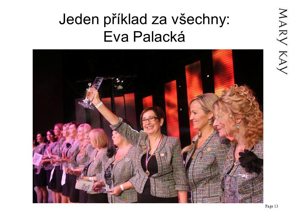 Jeden příklad za všechny: Eva Palacká Page 13