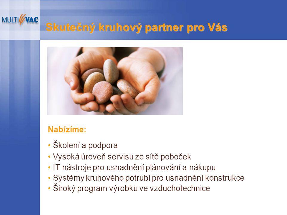 Skutečný kruhový partner pro Vás Školení a podpora Vysoká úroveň servisu ze sítě poboček IT nástroje pro usnadnění plánování a nákupuIT nástroje pro u