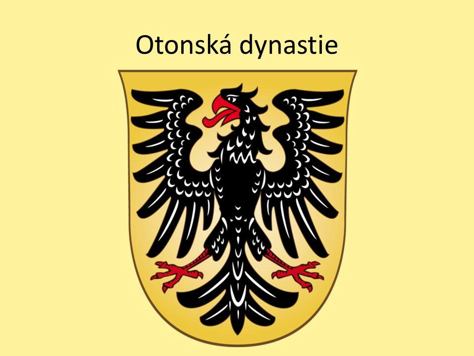 Otonská dynastie