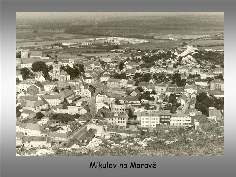 Mikulov na Moravě
