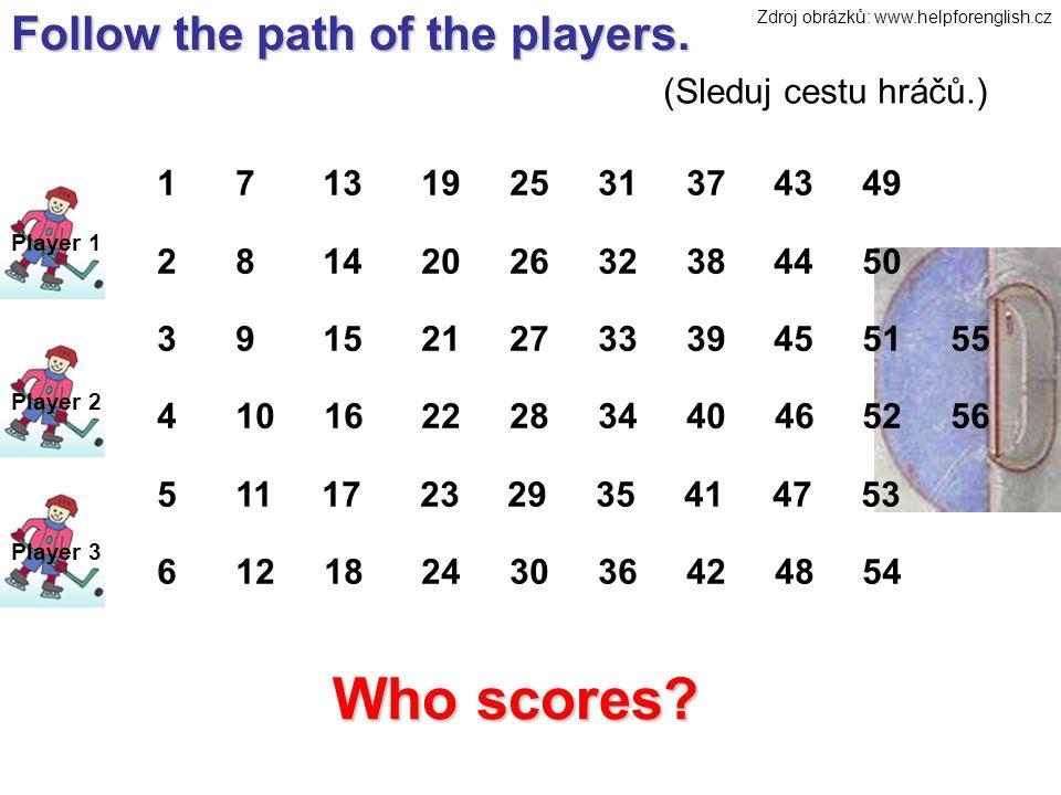 Who scores.