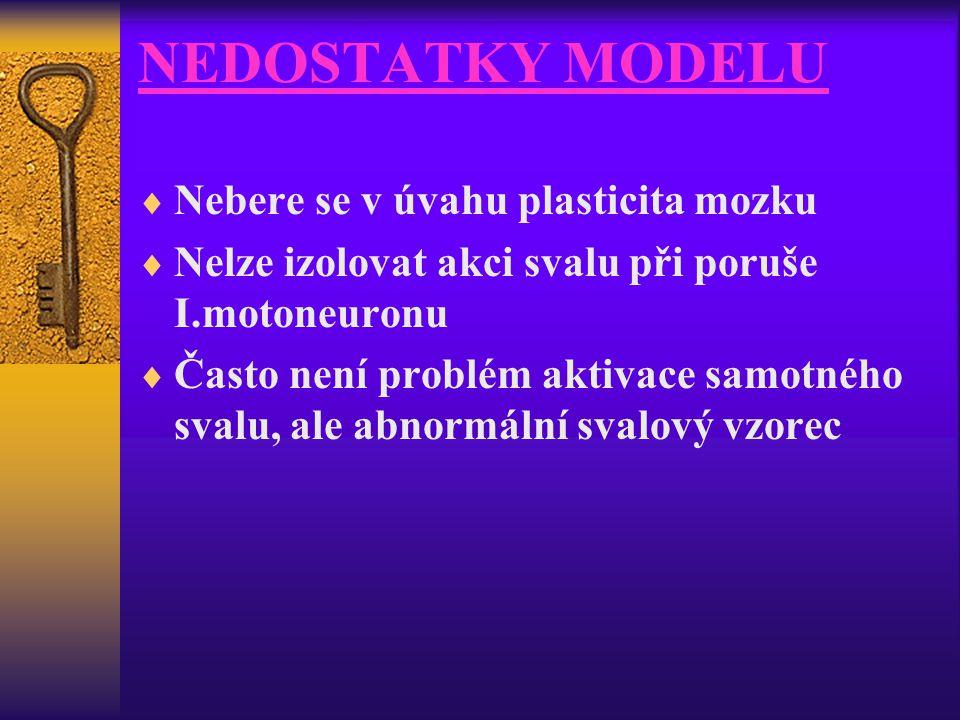 PRINCIPY TERAPIE  Předpoklad plasticity mozku a zachovaného potenciálu postižené strany  Terapie symptomatická, ne kauzální  Koncept 24 hod.