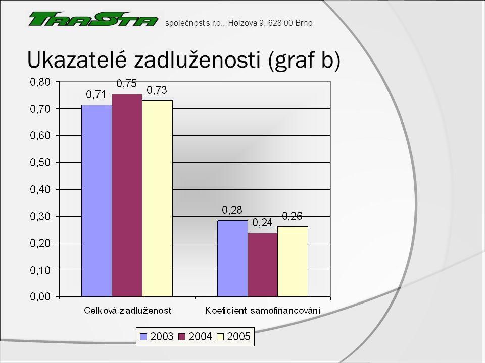 společnost s r.o., Holzova 9, 628 00 Brno Návrh ke zlepšení finanční situace  Omezit podíl cizích zdrojů  Restrukturalizovat servisní středisko  Hledat nové možnosti uplatnění na trhu