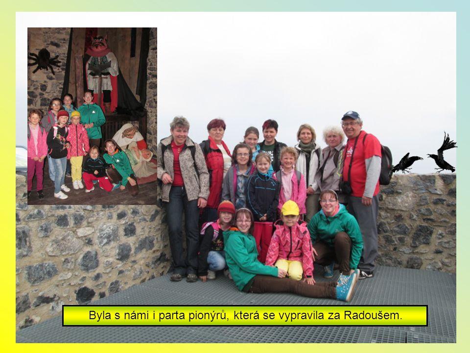 12.4. Jarní setkání turistů na Radyni.