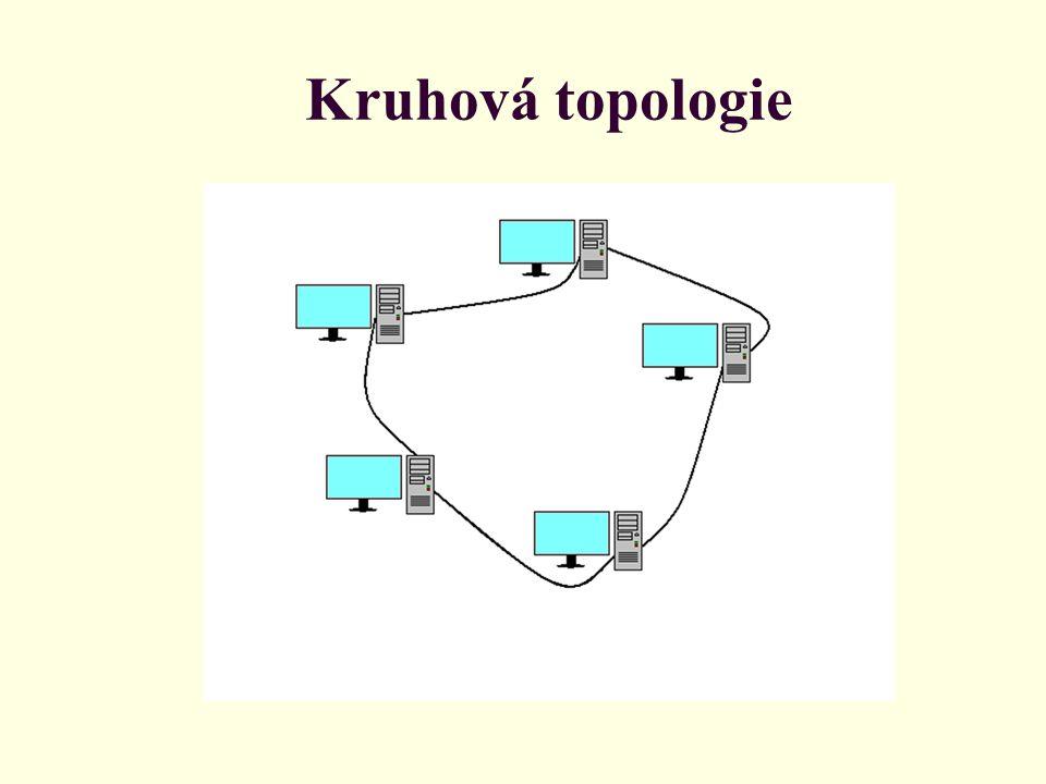 Kruhová topologie