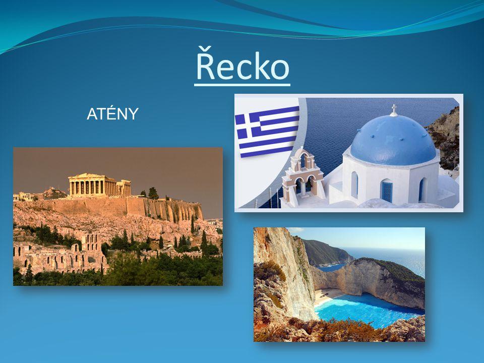 Řecko ATÉNY