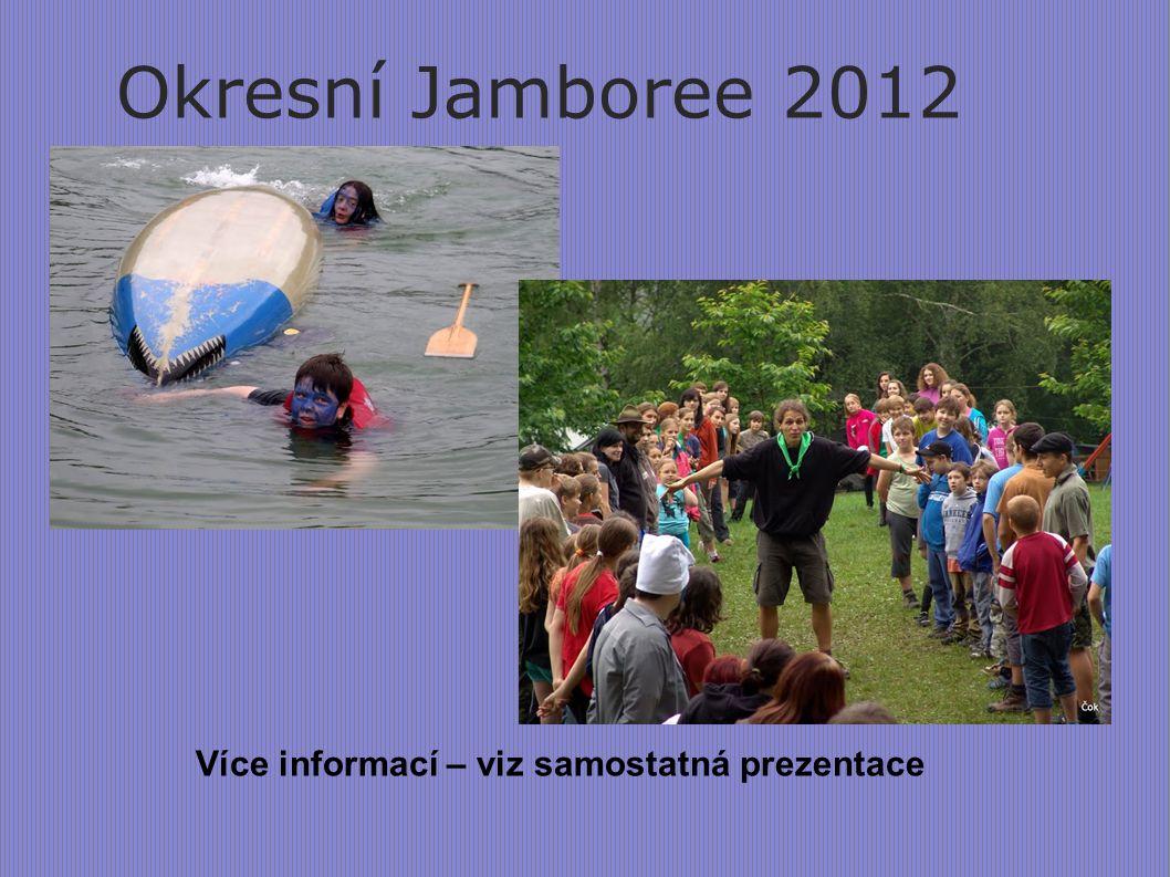 Okresní Jamboree 2012 Více informací – viz samostatná prezentace