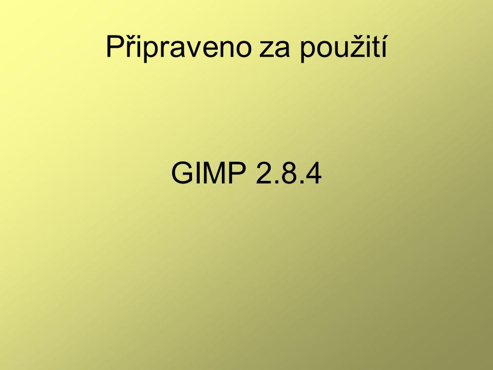 Připraveno za použití GIMP 2.8.4