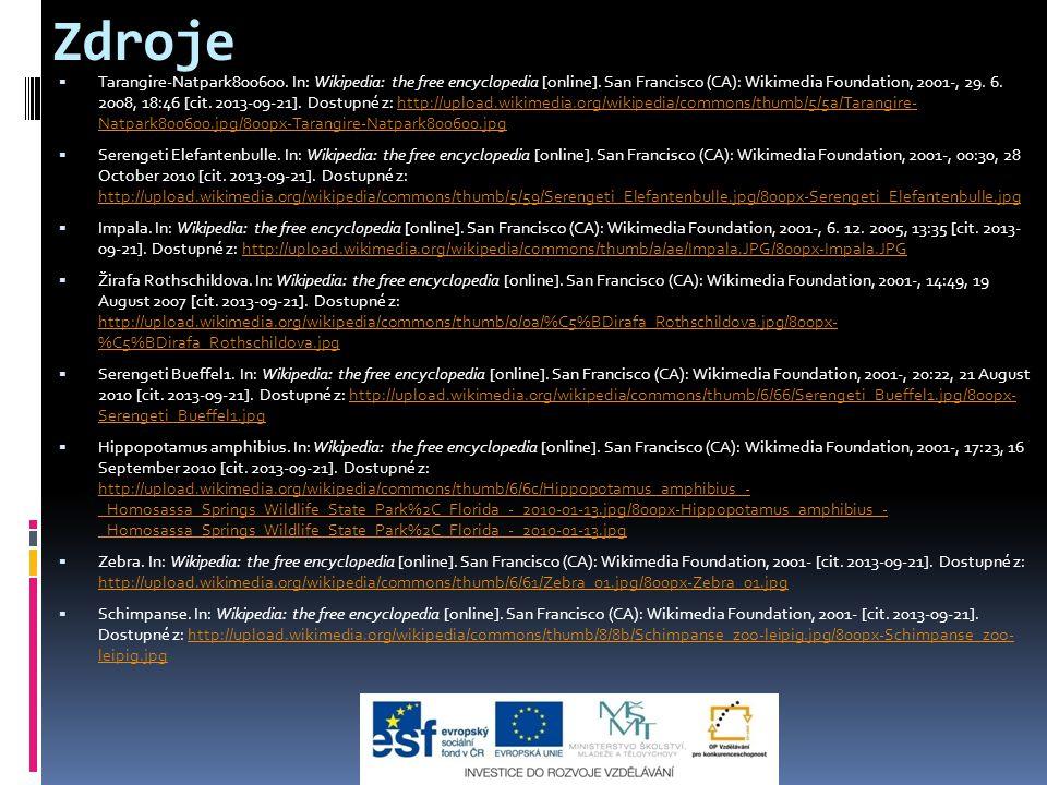 Zdroje  Tarangire-Natpark800600.In: Wikipedia: the free encyclopedia [online].