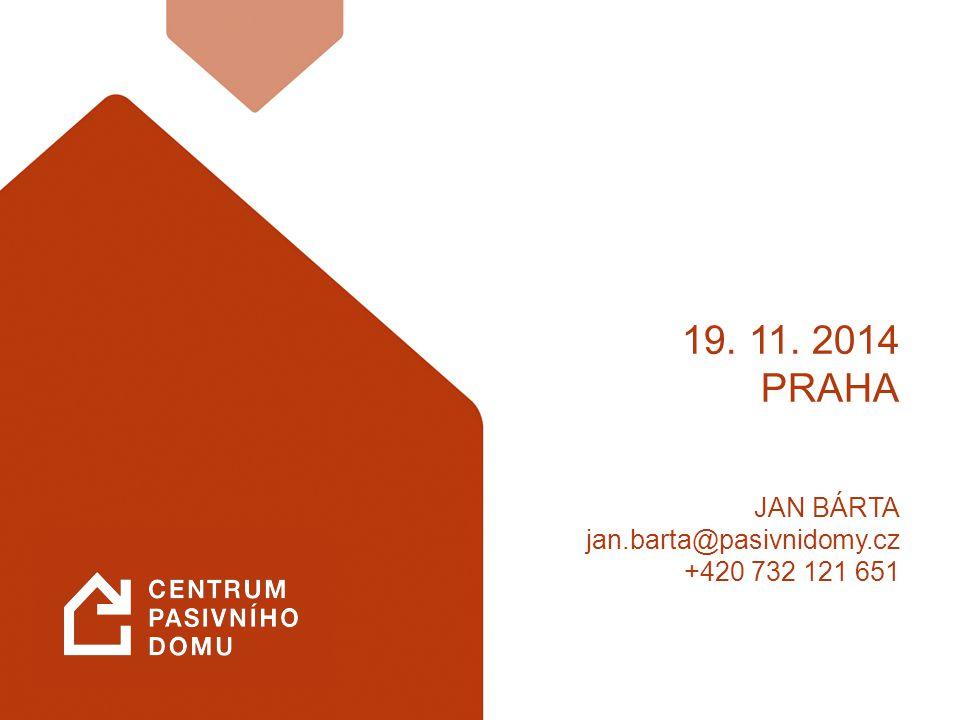 www.pasivnidomy.czJAN BÁRTA | jan.barta@pasivnidomy.cz kvalita stavby jako procesu stavby jako výsledku bydlení prostředí 90 % času jsme uvnitř co dýcháme.
