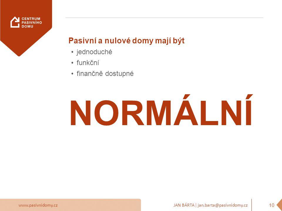 11 KONTAKTY Údolní 33, 602 00 Brno t: +420 511 111 810 e: info@pasivnidomy.cz www.pasivnidomy.cz Jan Bárta jan.barta@pasivnidomy.cz m: +420 732 121 651 DĚKUJI ZA POZORNOST