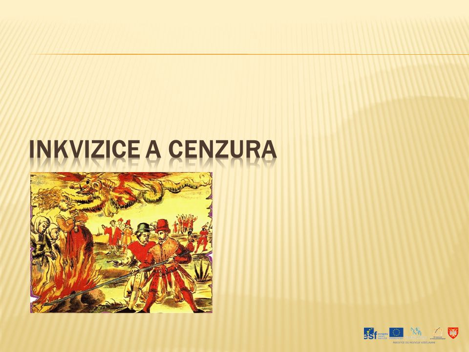  Proměny vnímání inkvizice ve středověku a v moderní době.