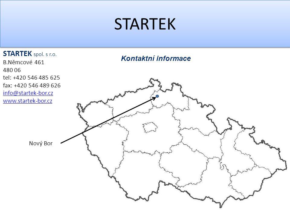 STARTEK STARTEK spol. s r.o.