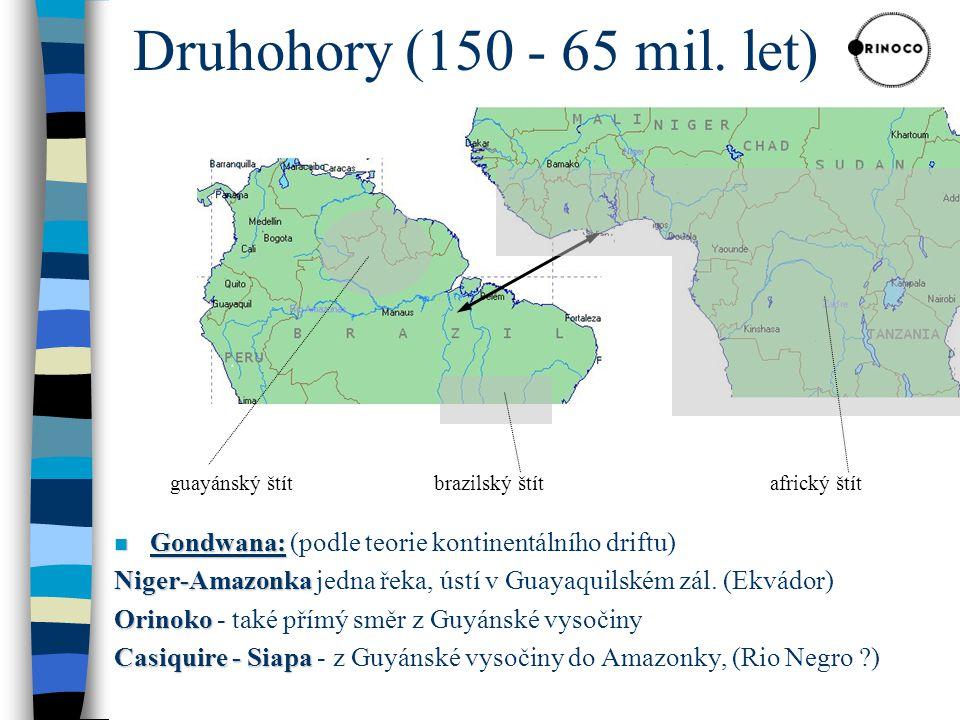 Druhohory (150 - 65 mil.