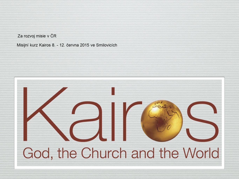 Je to interaktivní kurz o světové křesťanské misii, jehož cílem je vzdělávat, inspirovat a vyzvat křesťany, aby se do misie aktivně zapojili a stali se její součástí.