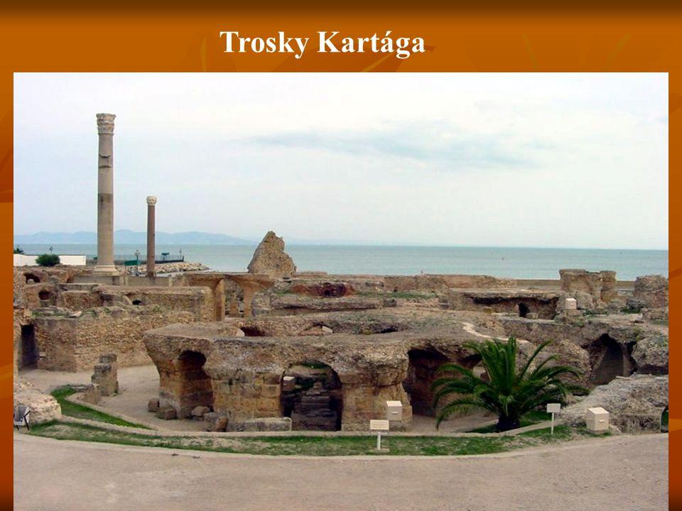 Trosky Kartága