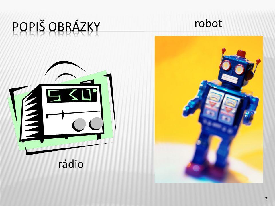 robot 7 rádio