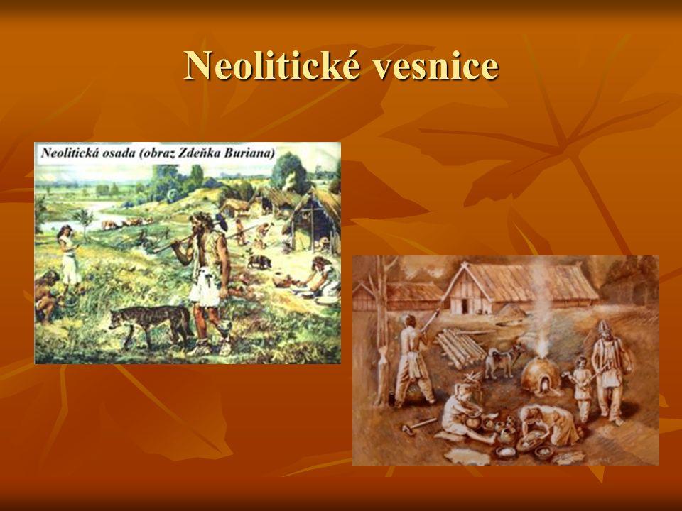 Neolitické vesnice