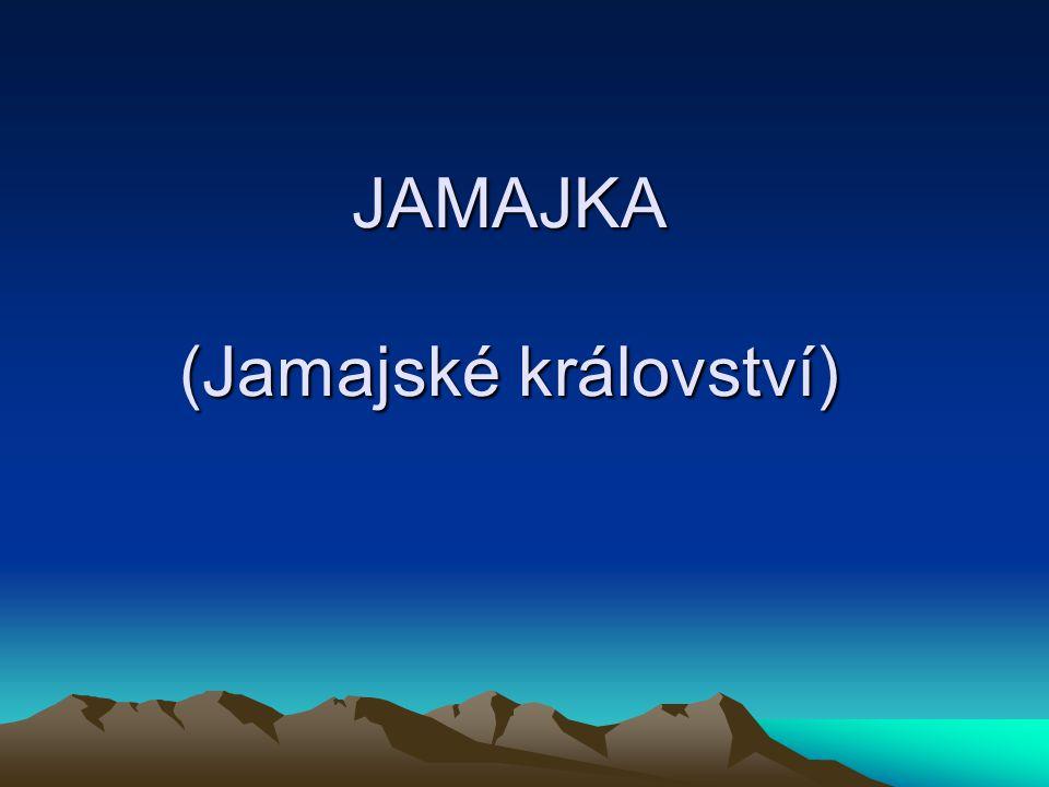 JAMAJKA (Jamajské království)