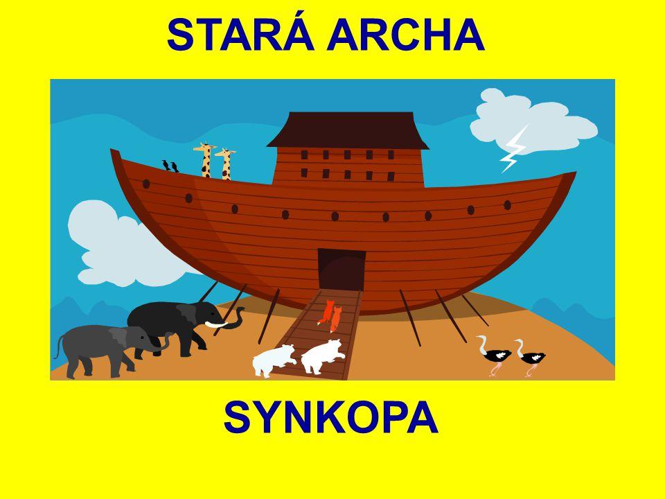 STARÁ ARCHA