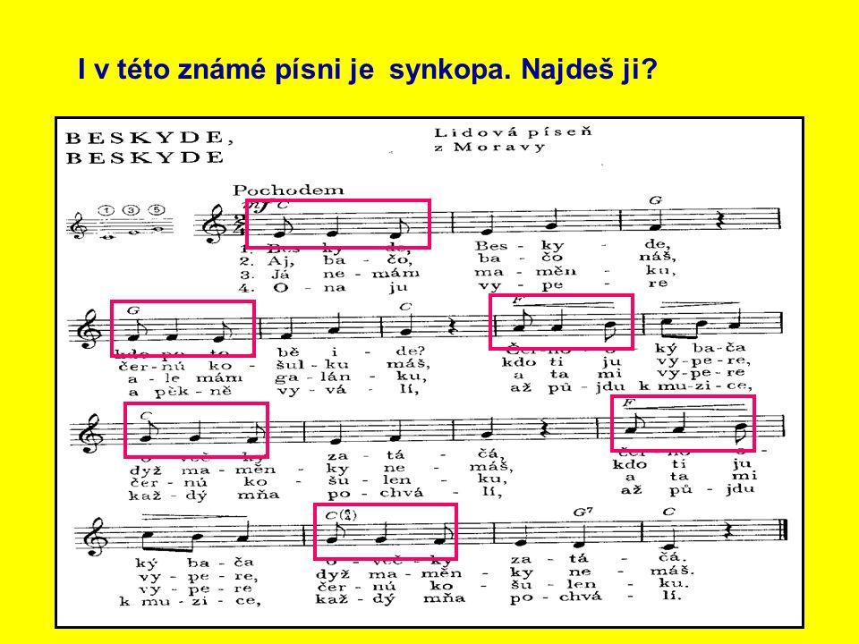 Zdroj:JAGLOVÁ, Jindřiška.Hudební výchova 5 : učebnice pro 5.