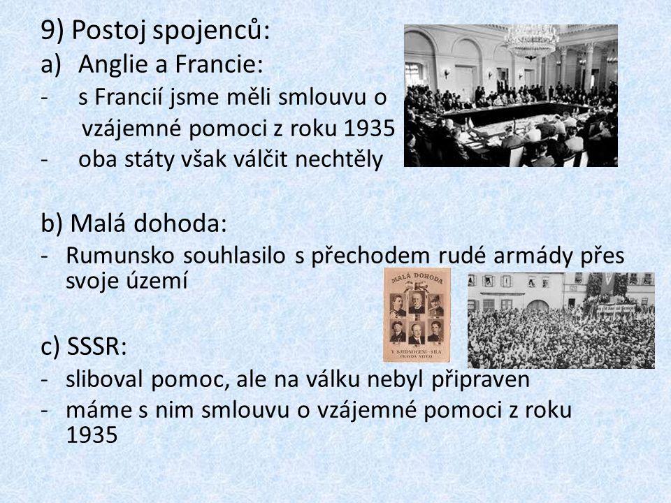 Odkazy: 1)http://www.druhasvetovavalka.nazory.cz/1938.htmhttp://www.druhasvetovavalka.nazory.cz/1938.htm 2)http://www.infoglobe.cz/zajimavosti/historie-ceskych-zemi- xxvii/http://www.infoglobe.cz/zajimavosti/historie-ceskych-zemi- xxvii/ 3)http://aktualne.centrum.cz/domaci/zivot-v- cesku/fotogalerie/2010/09/23/podivejte-se-jak-to-vypadal- pred-72-let-mobilizace/foto/331247/http://aktualne.centrum.cz/domaci/zivot-v- cesku/fotogalerie/2010/09/23/podivejte-se-jak-to-vypadal- pred-72-let-mobilizace/foto/331247/ 4)http://jhspecial.webpark.cz/kvetnova_mobilizace.htmhttp://jhspecial.webpark.cz/kvetnova_mobilizace.htm 5)http://rozhledy2010.blogspot.com/2010_12_01_archive.htmlhttp://rozhledy2010.blogspot.com/2010_12_01_archive.html 6)http://rozhledy2010.blogspot.com/2010_12_01_archive.htmlhttp://rozhledy2010.blogspot.com/2010_12_01_archive.html 7)http://www.ptas.cz/html/zpravodaj/duben2005/http://www.ptas.cz/html/zpravodaj/duben2005/ 8)http://www.komenskeho66.cz/materialy/dejepis/92.htmlhttp://www.komenskeho66.cz/materialy/dejepis/92.html 9)http://kallich.tym.cz/27-clanky/1938-neporazeni/http://kallich.tym.cz/27-clanky/1938-neporazeni/ 10)http://www.zszidlochovice.cz/zakladni-skola/stranky- predmetu/dejepis/http://www.zszidlochovice.cz/zakladni-skola/stranky- predmetu/dejepis/