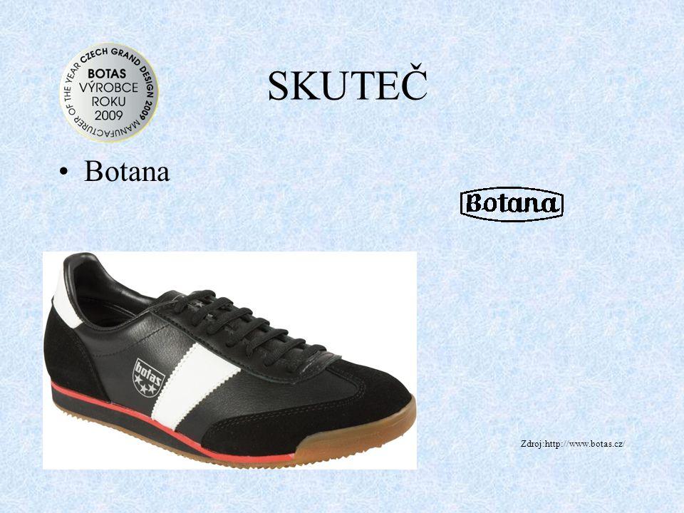 SKUTEČ Botana Zdroj:http://www.botas.cz/