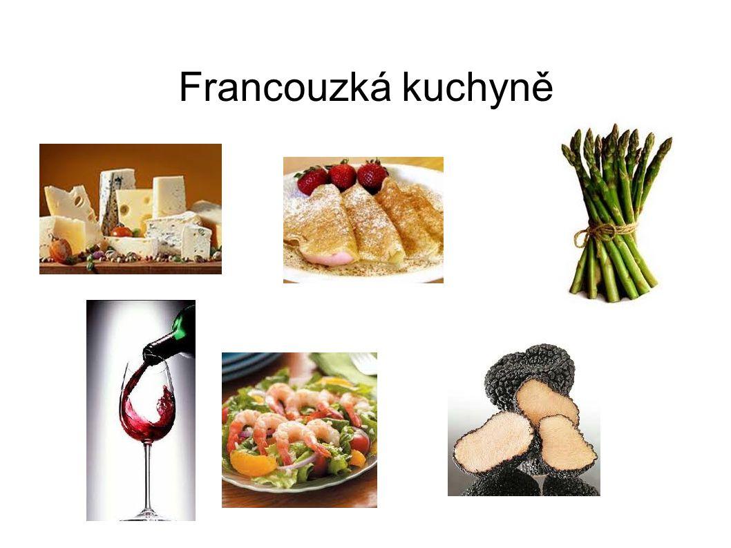 Francouzká kuchyně