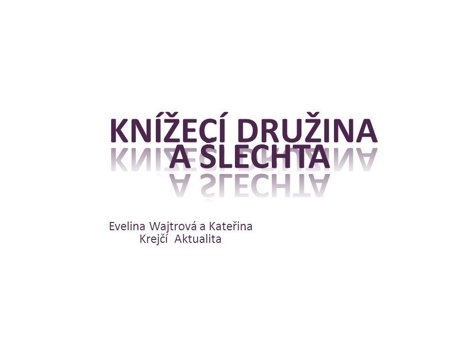 Evelina Wajtrová a Kateřina Krejčí Aktualita