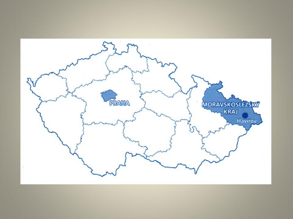 Znak města HavířovaLogo města Havířova