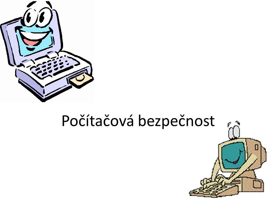 Počítačová bezpečnost